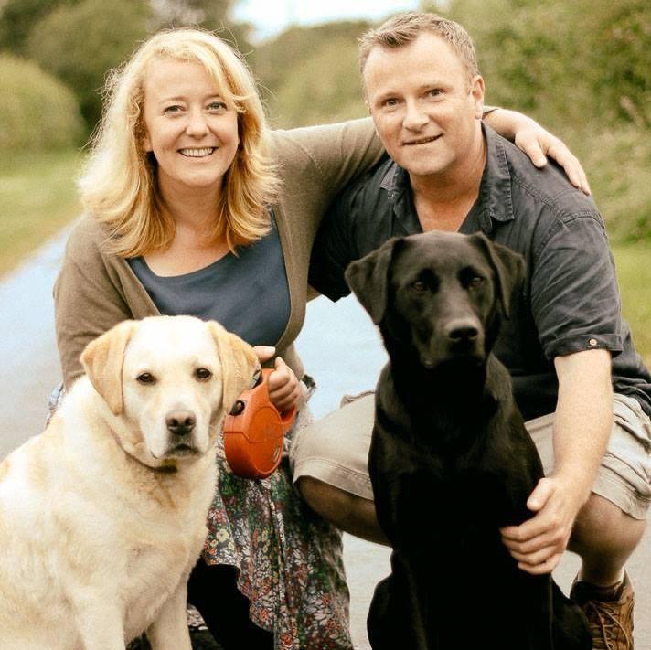 Colin & julia Douglas Usher with Becca & Dougie