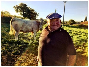 Two Cows Tam in Saint Maurice