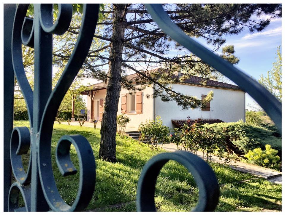 Our new home in Francescas, Lot et Garonne, France