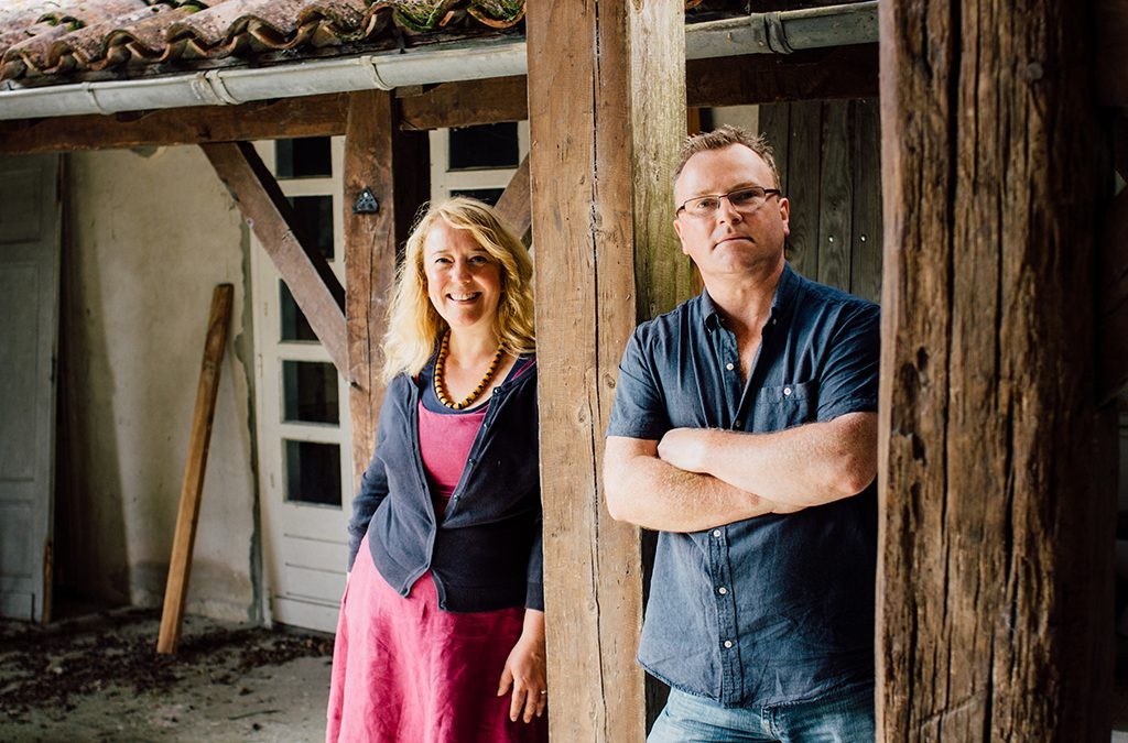 Julia Douglas and Colin Usher search for property in South West France