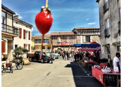 Strawberry Festival, Francescas, Lot-et-Garonne