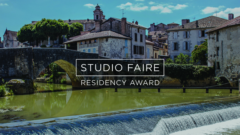 Residency Award 2019 Announced