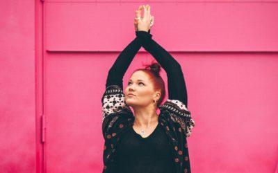 Street Dancer, Lilli Huttula, Develops a Narrative Performance